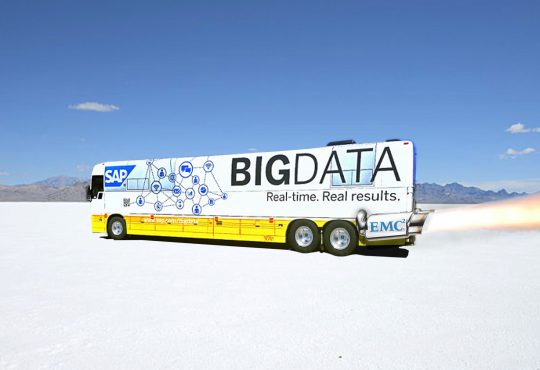 SAP in Big Data operations